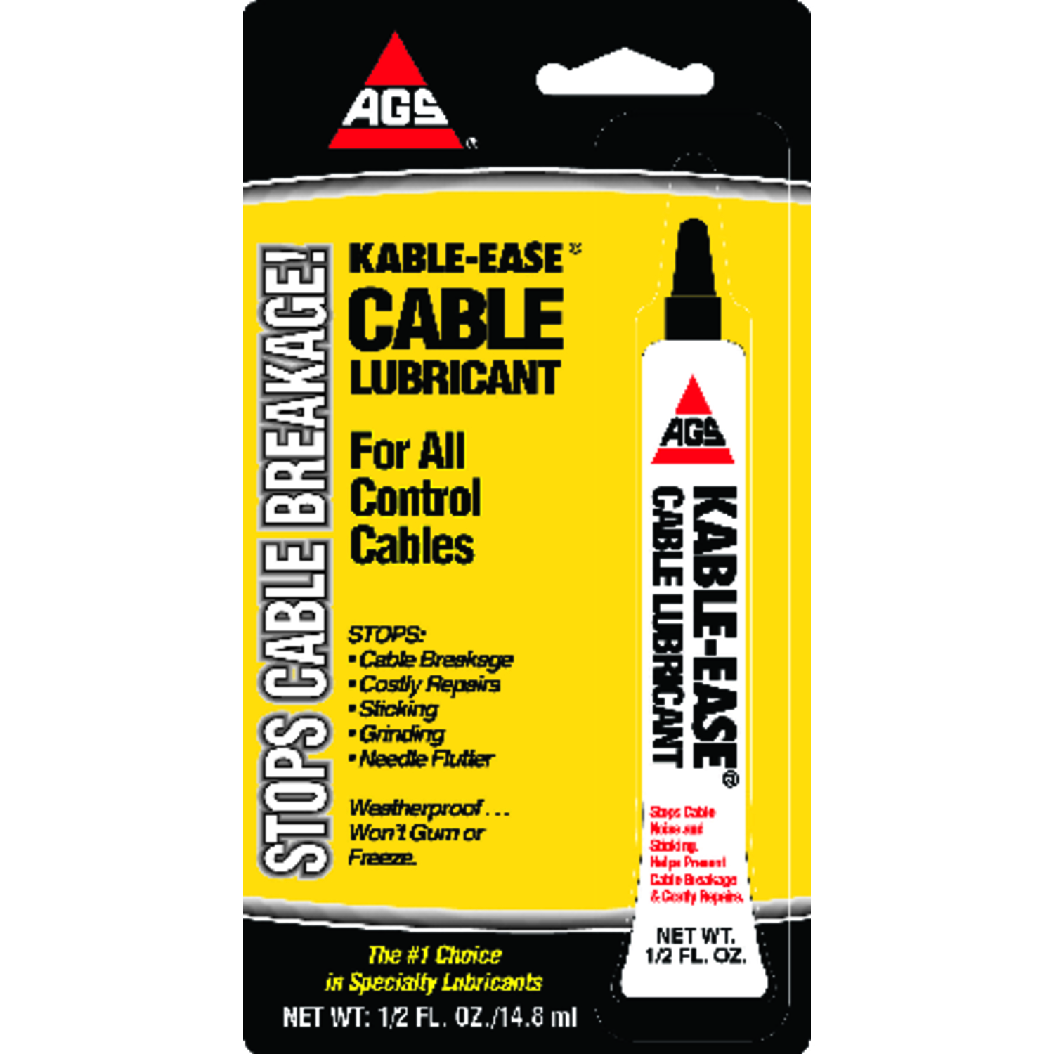 AGS  Liquid  Penetrating Oil  0.5 oz. 1