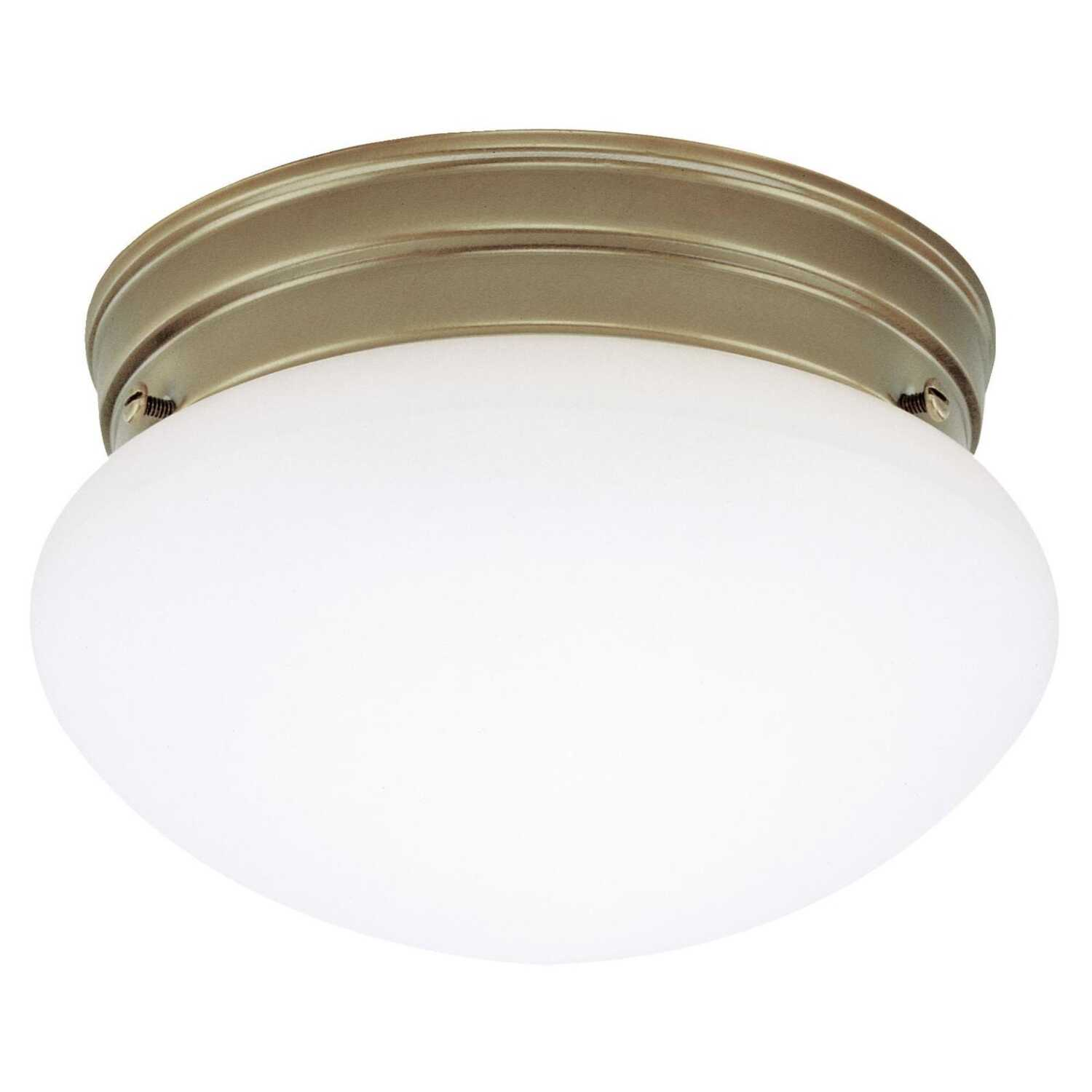 Westinghouse  4-3/8 in. H x 7-1/4 in. W x 7.25 in. L Ceiling Light