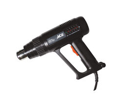 Ace  12.5 amps 1500 watt 120 volt Digital  Heat Gun