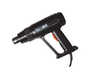 Ace  12.5 amps 1500 watts 120 volt Digital  Heat Gun