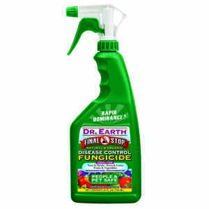 Dr. Earth  Final Stop  Organic Liquid  Disease and Fungicide Control  24 oz.