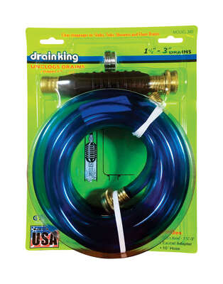 GT Water Products Drain King Drain Opener