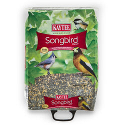 Kaytee  Songbird  Songbird  Wild Bird Food  Black Oil Sunflower Seed  14 lb.
