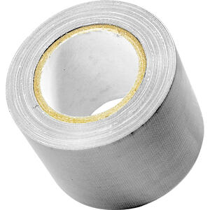 Atak  2.78 in. W x 30 ft. L Silver  Duct Tape