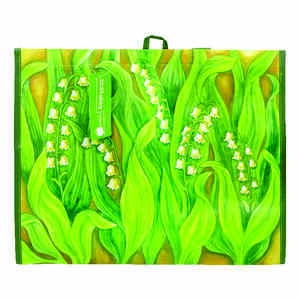 1 Bag at a Time  13-1/2 in. H x 16 in. W x 7 in. L Reusable Shopping Bag