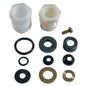 Danco  Sillcock Kit  Brass