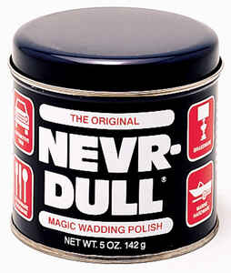 Nevr-Dull  Metal Polish  5 oz. Cloth