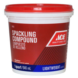 Ace Ready to Use White Spackling Compound 1 qt.