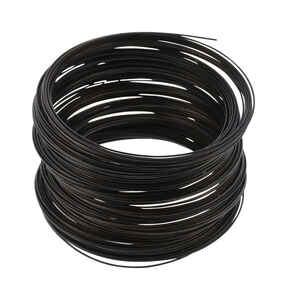 OOK  100 ft. L Black Annealed  Steel  24 Ga. Wire