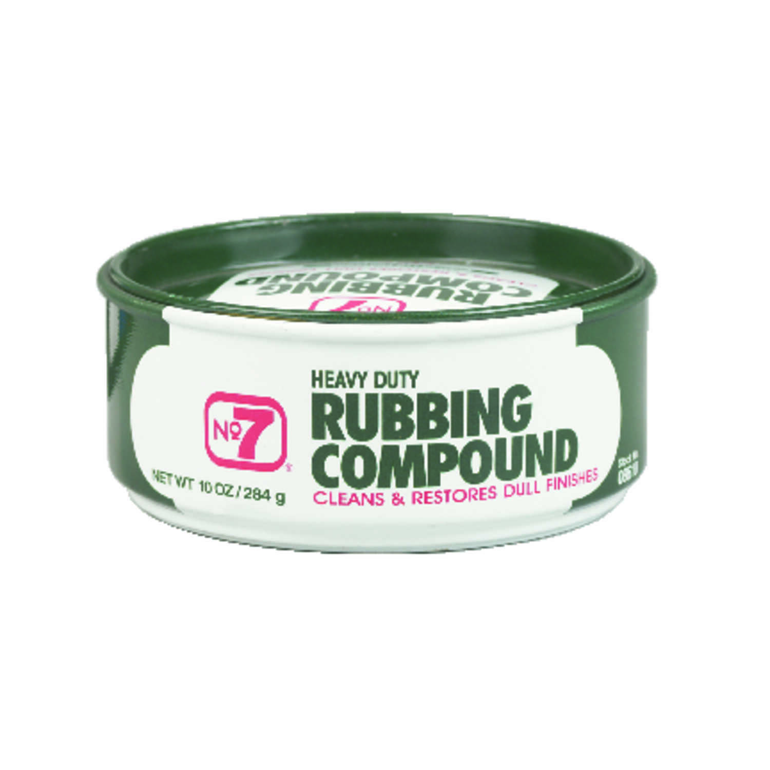 Pidilite  No. 7  Paste  Polishing Compound  10 oz. For Restoring Badly Weathered Finishes