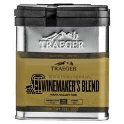 Traeger  Winemaker's Blend  BBQ Rub  7 oz.