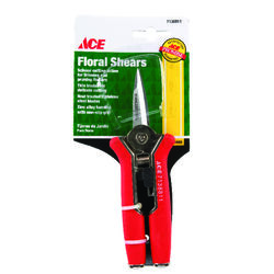 Ace 6 in. Stainless Steel Needle Nose Pruners