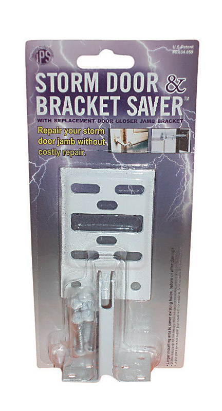 Innovative Product  White  1 pc. Bracket Saver