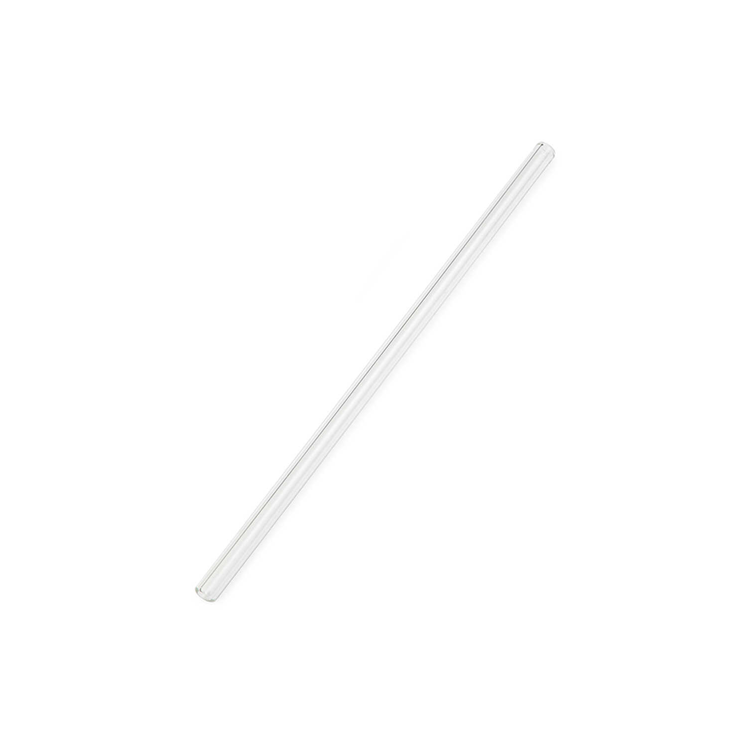 Strawesome  Clear  Glass  Straws