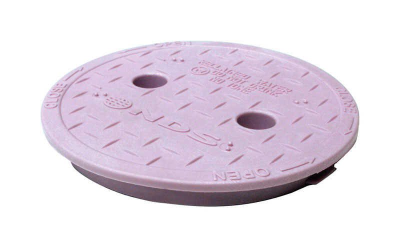 NDS  Round  Valve Box Cover
