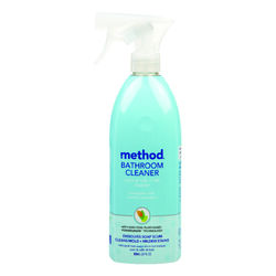 Method Eucalyptus Mint Scent Bathroom Tub and Tile Cleaner 28 oz. Liquid