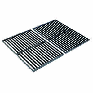 Weber  Cast Iron/Porcelain  Grill Cooking Grate  0.5 in. H x 12.9 in. W x 19.5 in. L