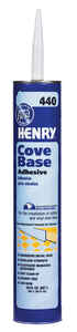 Henry  High Strength  Paste  Cove Base Adhesives  30 oz.