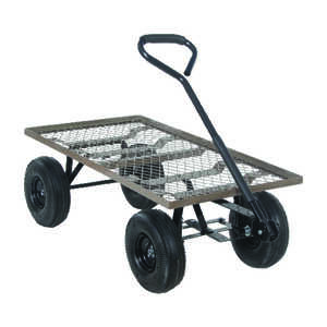 Ace  Steel  Utility Cart  500 lb.