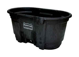 Rubbermaid Commercial  100 gal. Stock Tank  For Livestock