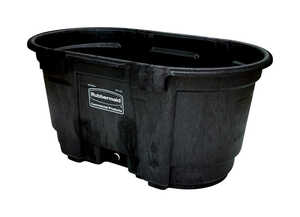 Rubbermaid Commercial  100 gal. Stock Tank  For Livestock 52-7/16 in. D