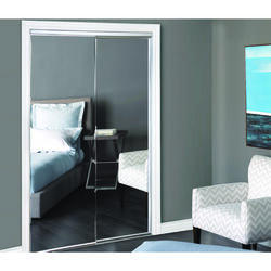 Erias  80-1/2 in. H x 71 in. W Sliding Door