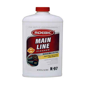 Roebic  K-97  Liquid  Main Line Cleaner  1 qt.