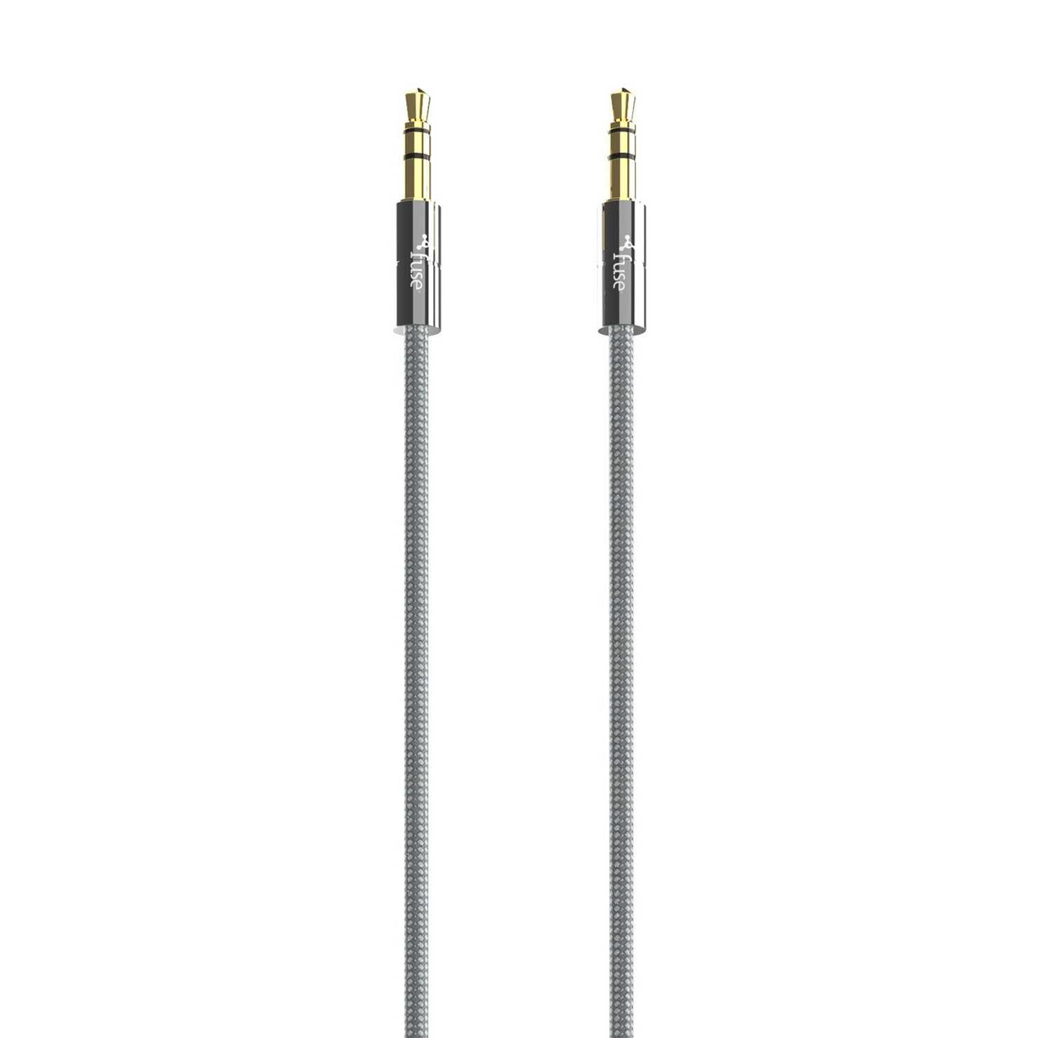 Fuse  3 ft. L Auxiliary Cable  3.5 mm