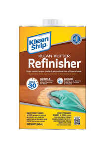 Klean Strip  Klean Kutter  Furniture Refinisher  1 qt.
