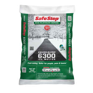 Safe Step  6300  MG 104  Ice Melt  50 lb. Granule