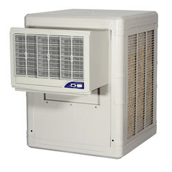 Brisa  1000 sq. ft. Portable Window Evaporative Cooler  4000 CFM