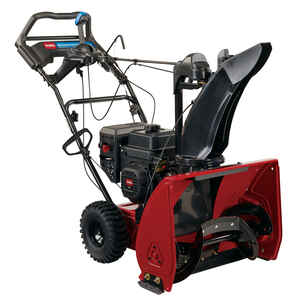 Toro  SnowMaster 724  24 in. W 212 cc Two-Stage  Electric Start  Gas  Snow Blower