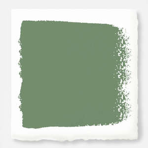 Magnolia Home  by Joanna Gaines  Satin  D  Acrylic  Paint  1 gal. Magnolia Green