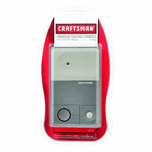 Craftsman  2 Door 3 Door  Garage Door Opener Remote Control  For Compatible with Genie garage door o