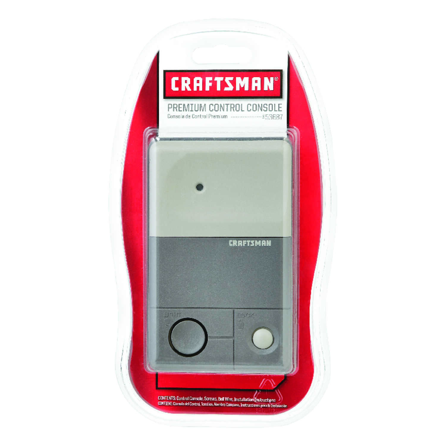 Craftsman  2 Door 3 Door  For Compatible with Genie garage door openers manufactured since 1996 Gara