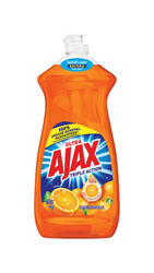 Ajax  Ultra  Orange Scent Liquid  Dish Soap  28 oz.