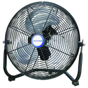 KOOL-FLO  14.37 in. H x 12 in. Dia. 3 speed Electric  High Velocity Fan