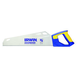 Irwin  15 in. High Carbon Steel  Multi-Use Saw  11 TPI