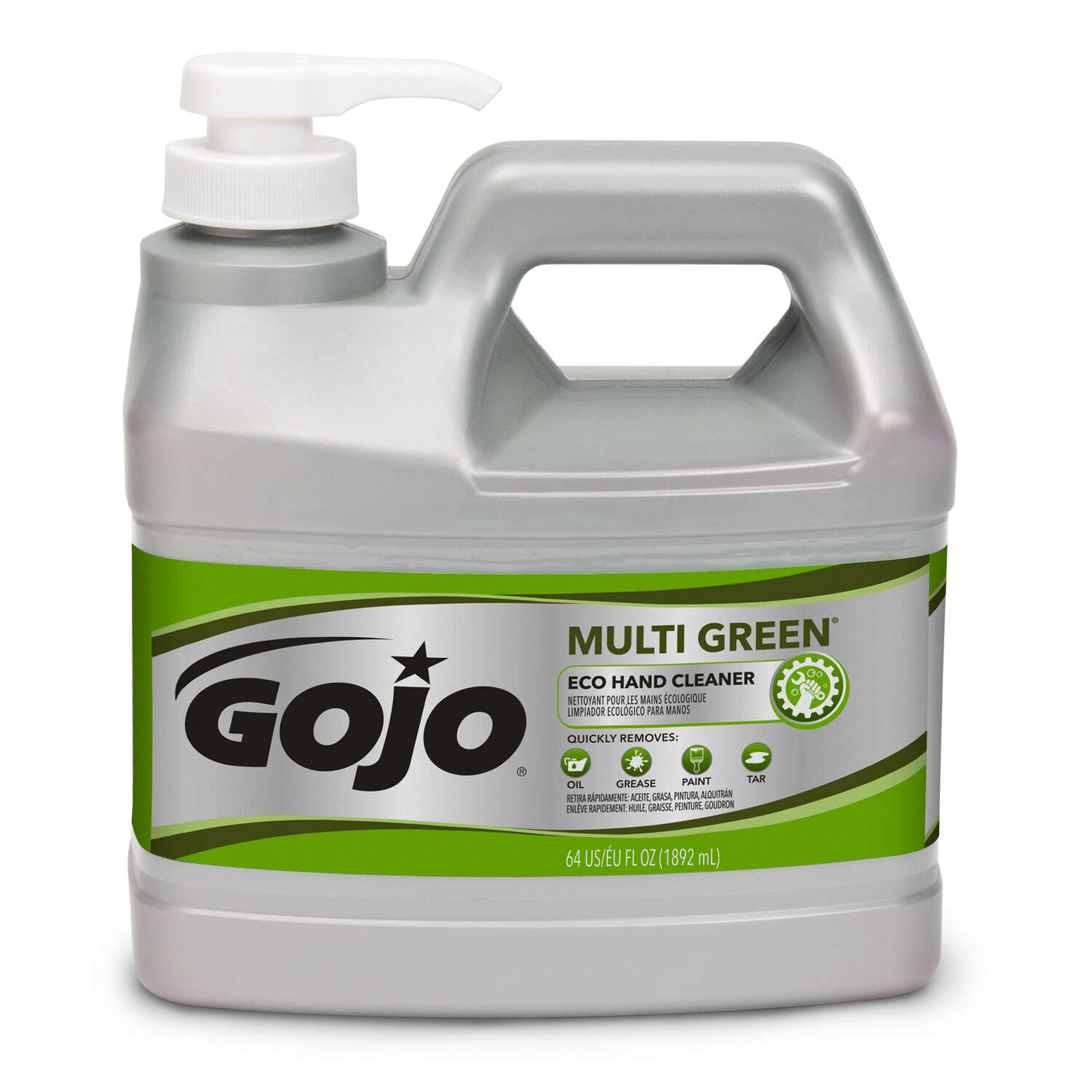 Gojo  Multi Green  Citrus Scent Hand Cleaner  0.5 gal.