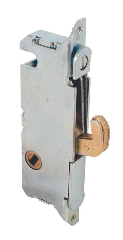 Prime-Line  Indoor and Outdoor  Mortise Lock  Steel
