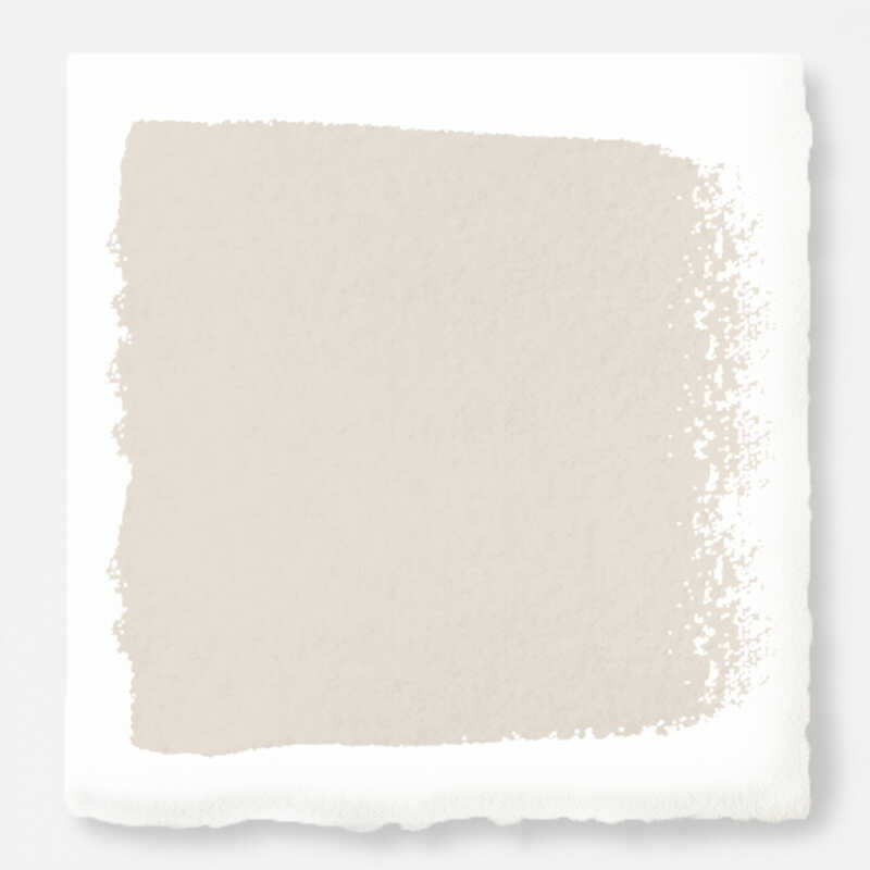 Magnolia Home  by Joanna Gaines  Eggshell  Soft Linen  Medium Base  Acrylic  Paint  1 gal.
