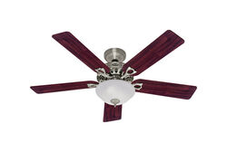 Hunter Fan  Astoria  52 in. Brushed Nickel  Indoor  Ceiling Fan