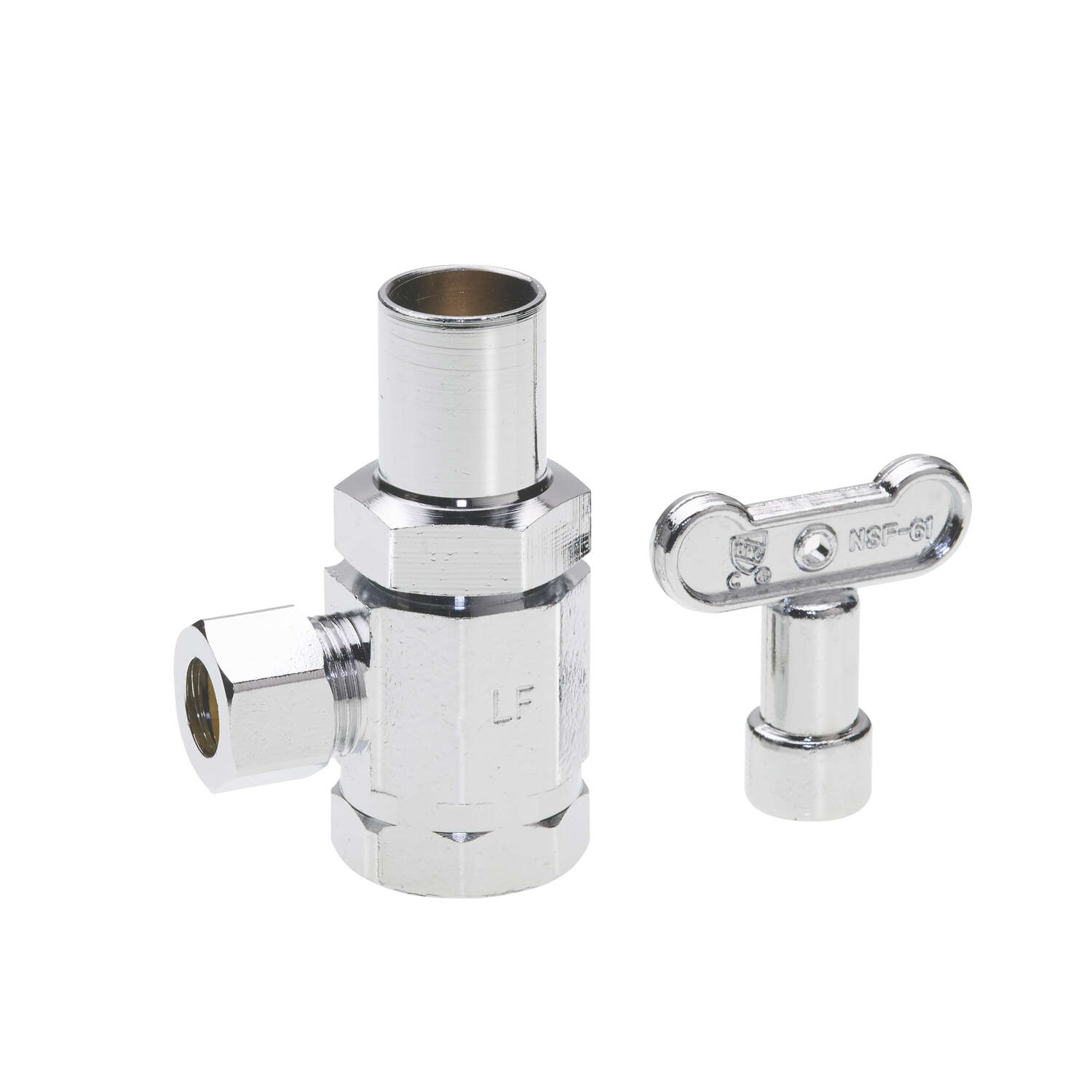 BK Products  ProLine  FIP   Comp  Angle Valve