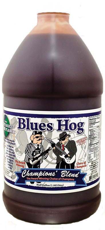 Blues Hog  Champions' Blend  BBQ Sauce  64 oz.