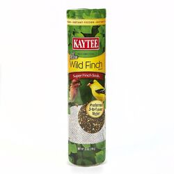 Kaytee  Ultra  Finch  25 oz. Mesh  Sock Instant Feeder  Bird Feeder  0 ports