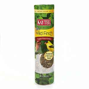 Kaytee  Ultra  Finch  25 oz. Mesh  Sock Instant Feeder  Bird Feeder