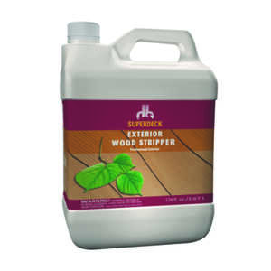 Superdeck  Wood Stripper  1 gal.