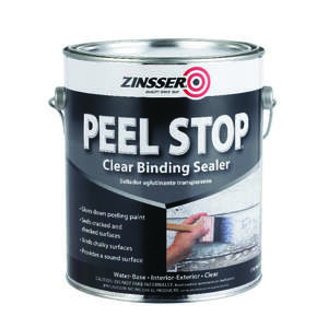 Zinsser  Peel Stop  White  Bonding Primer  1 gal. For All Surfaces