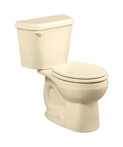 American Standard  Colony  Round  Complete Toilet  1.28  Bone