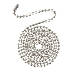 Westinghouse  Brushed Nickel  Nickel  Beaded Chain